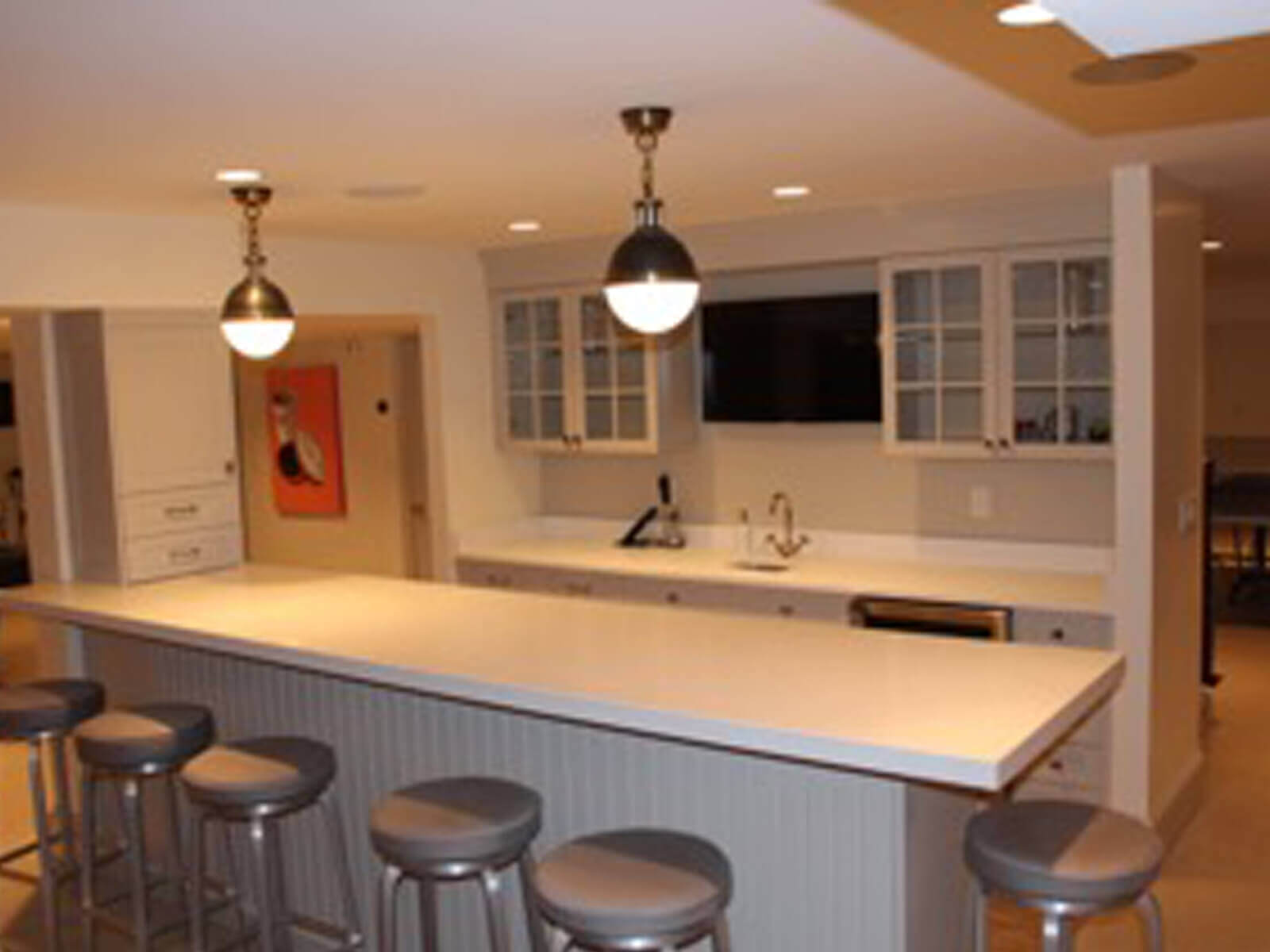 custom kitchen design and build in acton