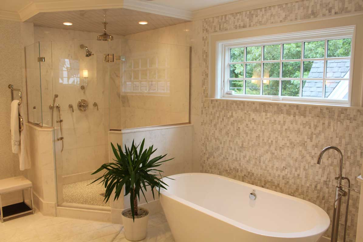 custom bathroom builder and design firm in acton massachusetts