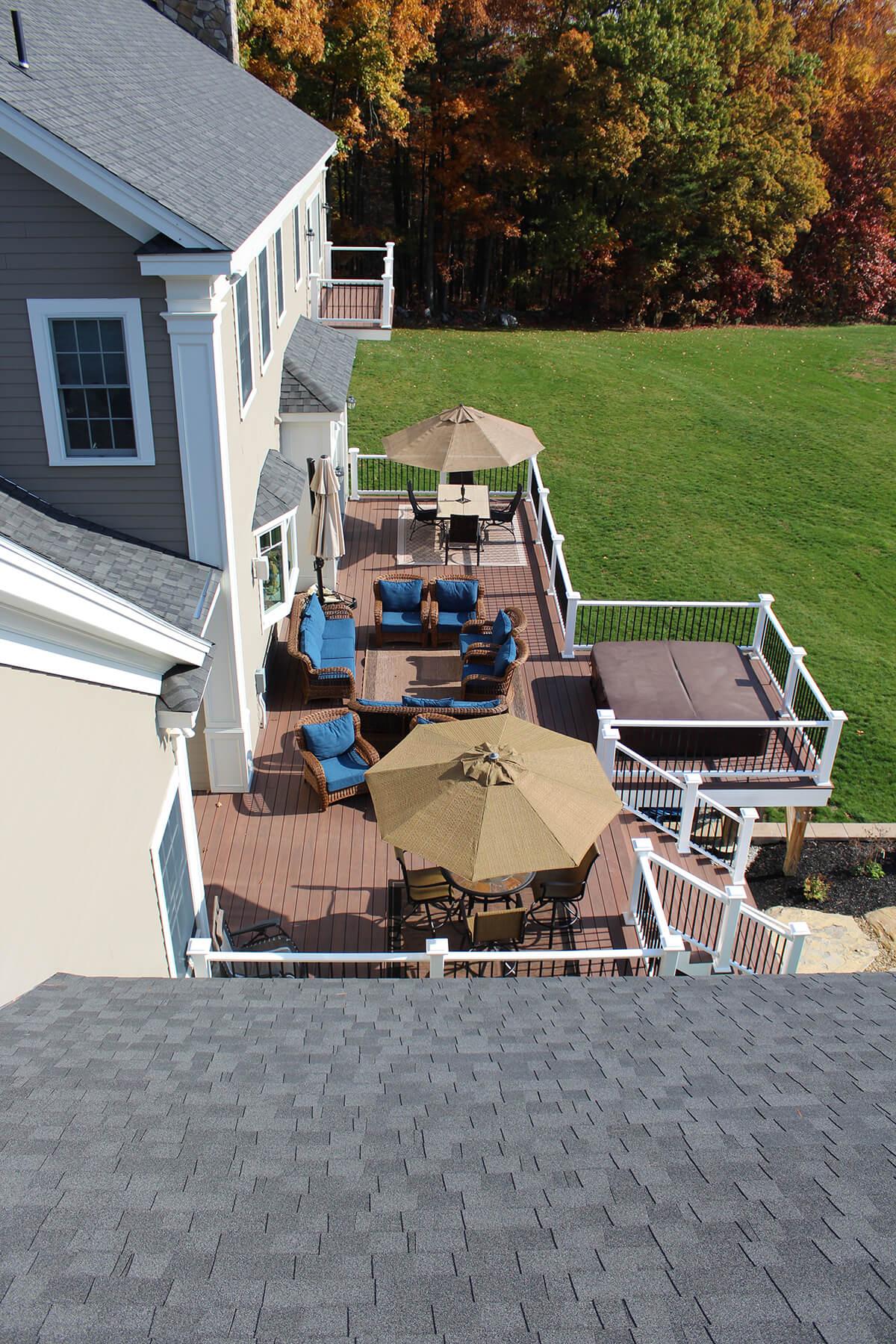 custom deck builder and design firm in acton massachusetts