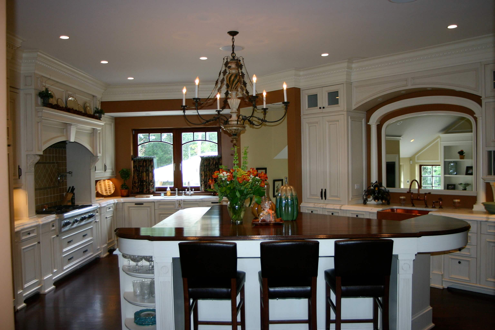 custom kitchen design and building firm in acton massachusetts