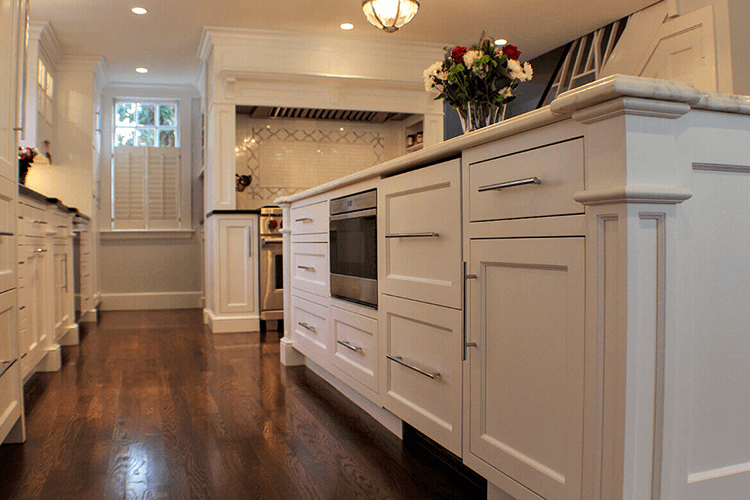 custom cabinet millwork builder and design firm in acton massachusetts